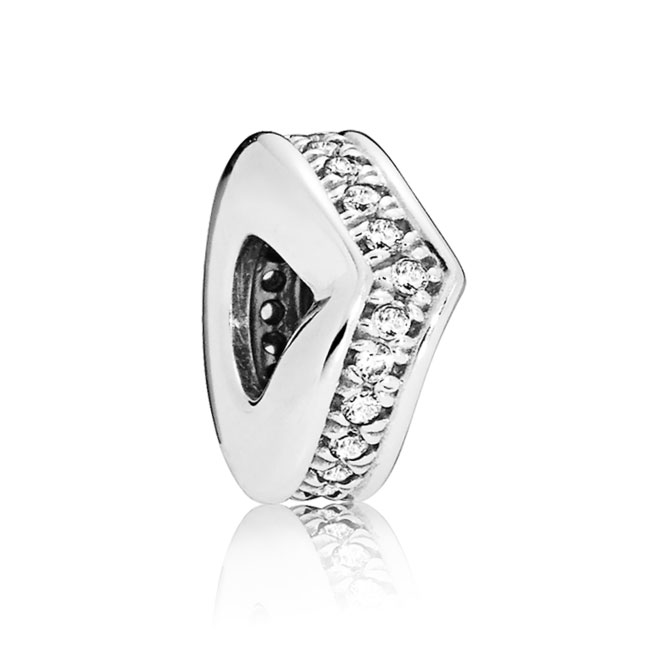 da6bcce0b PANDORA Shimmering Wishes Spacer 797808CZ ...