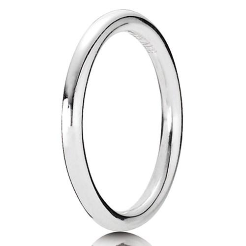 4897b8513 PANDORA Quietly Spoken Stackable Ring- RETIRED! - Pancharmbracelets.com