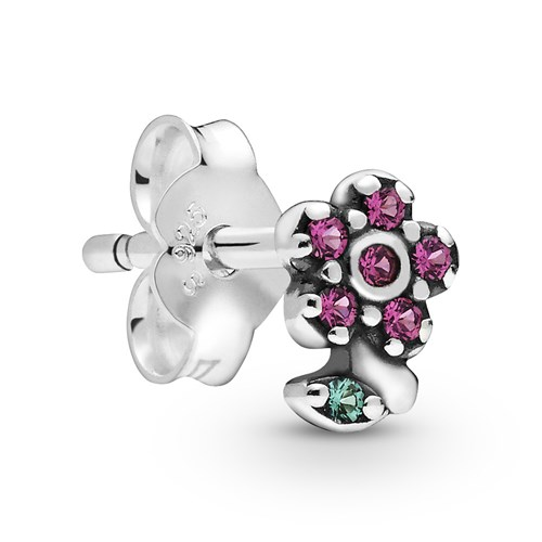 Pandora My Pretty Flower Single Stud Earring 298537C01