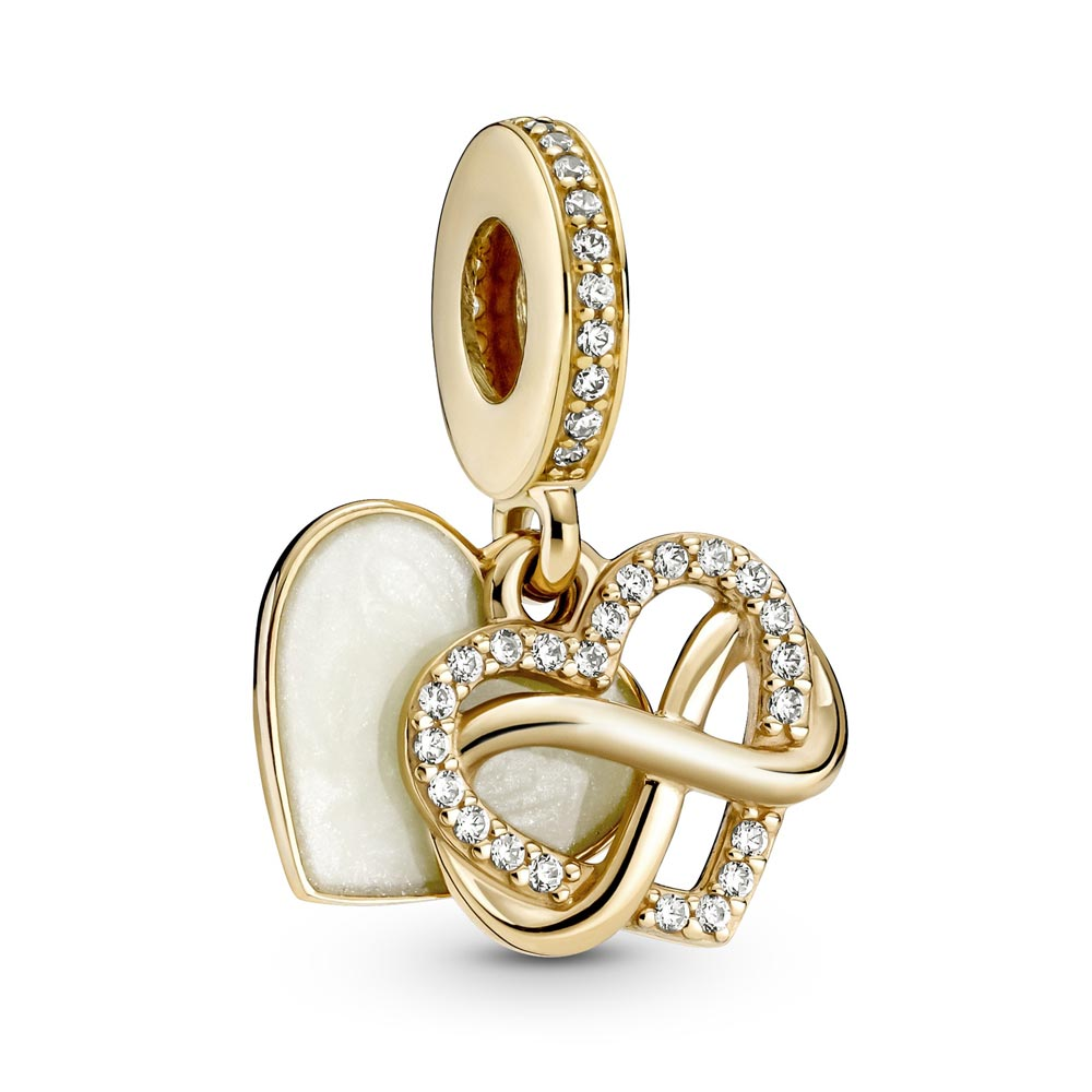 Pandora 14kt Gold Charms Pancharmbracelets Com