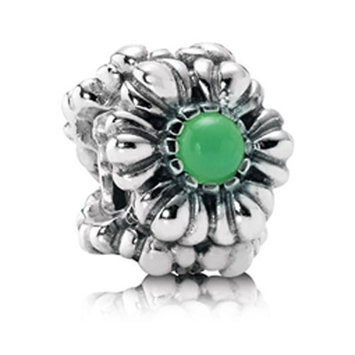 67959fea3 PANDORA Birthday Bloom May with Chrysoprase Charm RETIRED ONLY 1 LEFT! -  Pancharmbracelets.com
