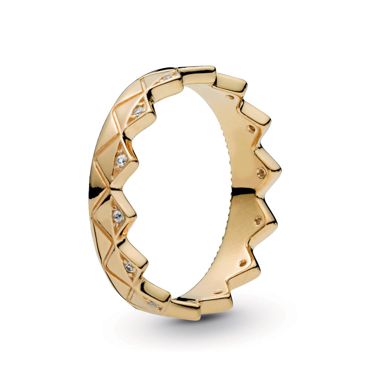 94c1838cd PANDORA Shine™ Exotic Crown Ring 168033CZ ...