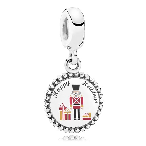 PANDORA Nutcracker Dangle Charm ENG791169_93