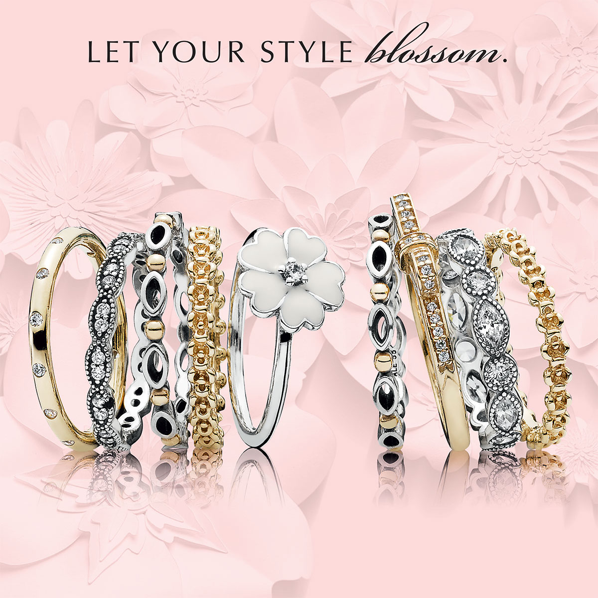 a877758b4 PANDORA Rings & Earrings Jewelry - Pancharmbracelets.com