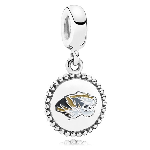 PANDORA University of Missouri Dangle Charm ENG791169_85