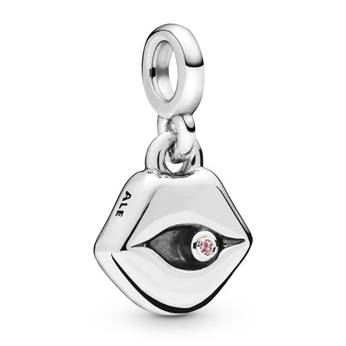 Pandora My Lips Dangle Charm 798364PCZ