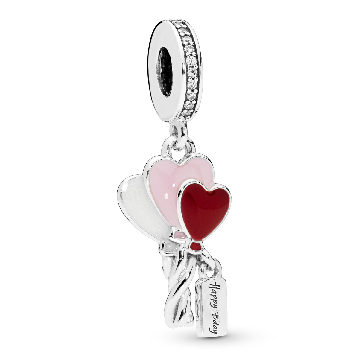 7c264a753 PANDORA Heart Balloons Dangle Charm 798076CZ ...