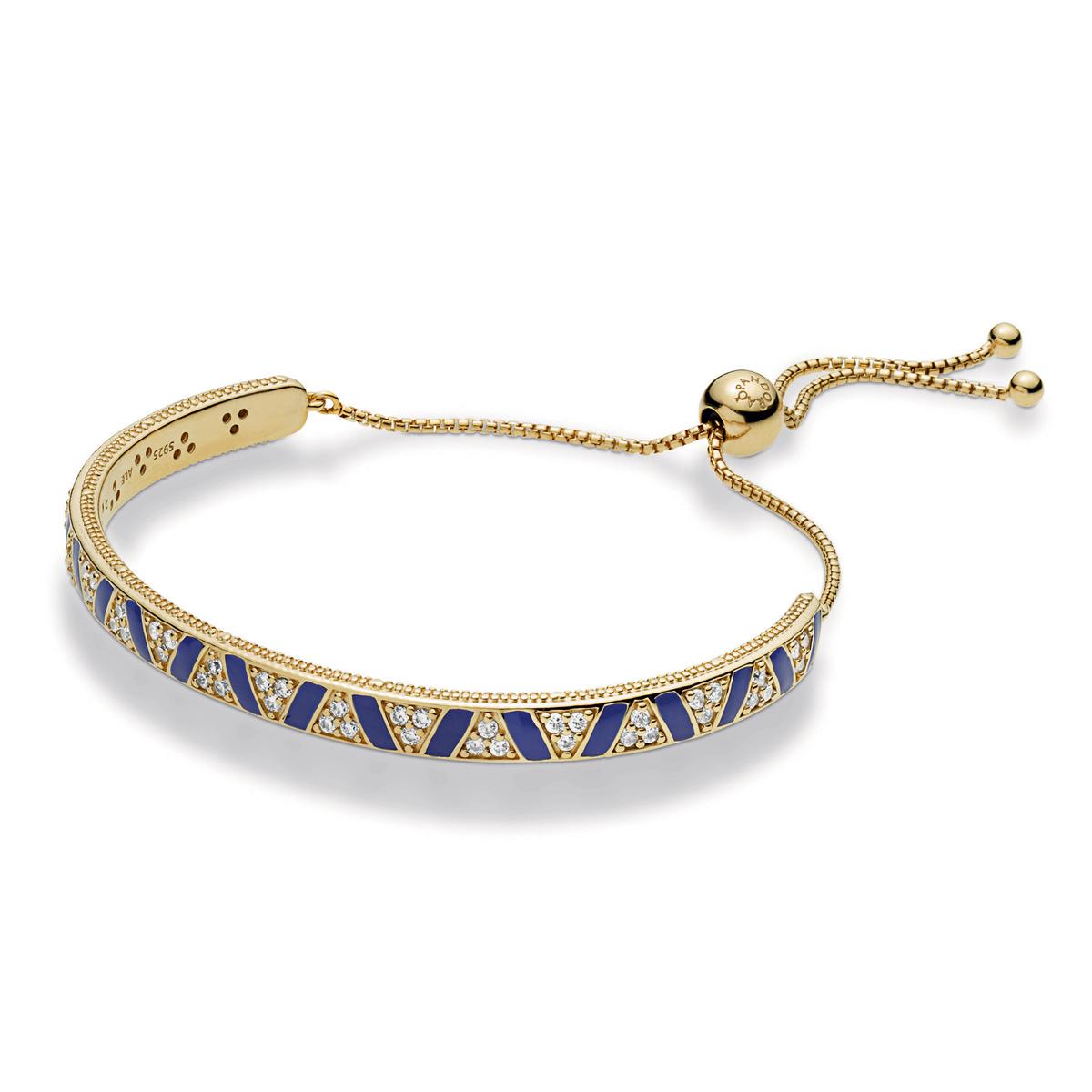 8facc763b PANDORA Shine™ Exotic Stones & Stripes Bracelet ...