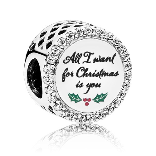 PANDORA All I Want For Christmas Charm ENG792016CZ_21