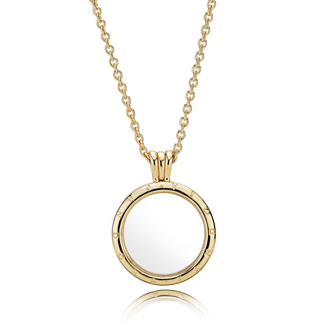 Pandora necklaces pancharmbracelets pandora shine floating locket 360529 aloadofball Choice Image