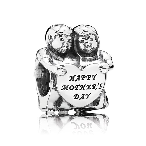 "PANDORA ""From Us"" Happy Mother's Day Charm"