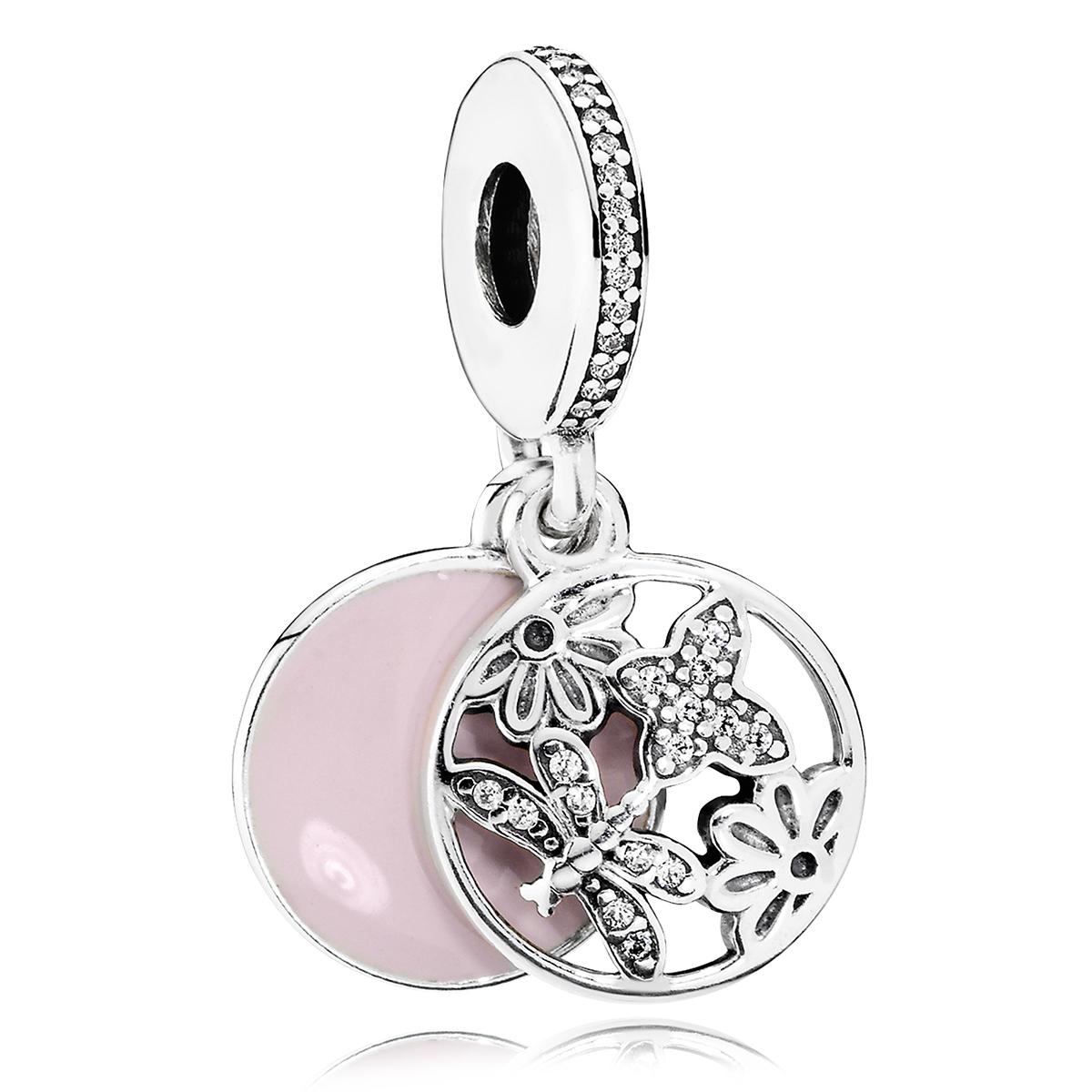 9ec91e3db ... necklace 0badc d61c3; authentic springtime dangle pandora  pancharmbracelets 689fd 6afc5