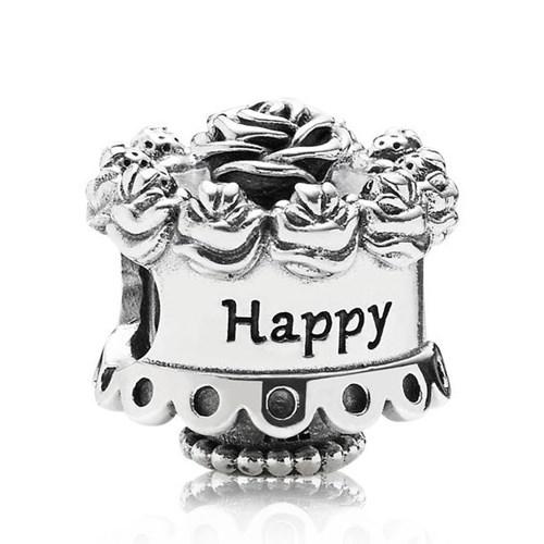 114c2e085 PANDORA Happy Birthday Charm - Pancharmbracelets.com