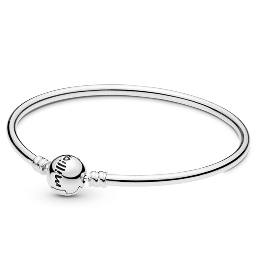 dfd51c6fa Pandora Moments True Uniqueness Bangle 598084 ...