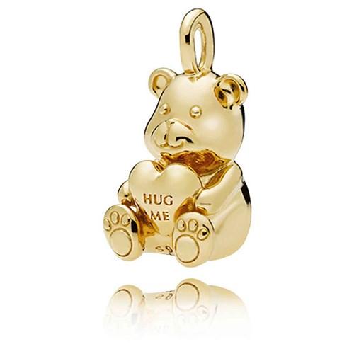 Pandora shine theodore bear pendant pancharmbracelets pandora shine theadore bear pendant 267237 aloadofball Gallery