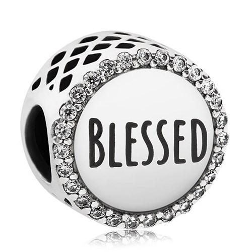 9cd686928 PANDORA Blessed Charm - Pancharmbracelets.com