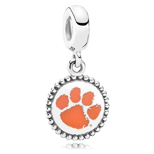 PANDORA Clemson University Dangle Charm ENG791169_64