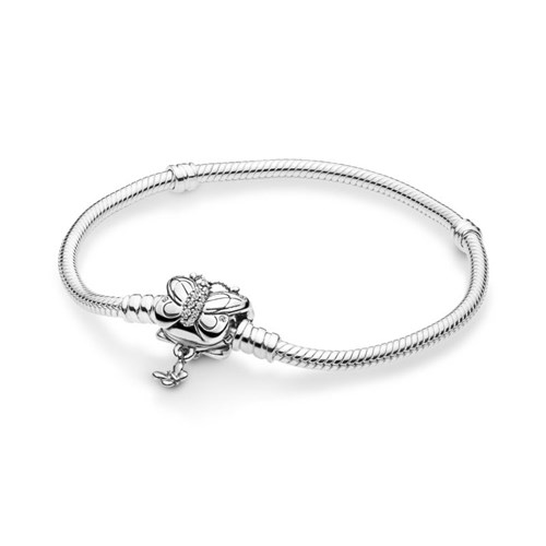 PANDORA Decorative Butterfly Bracelet 597929CZ