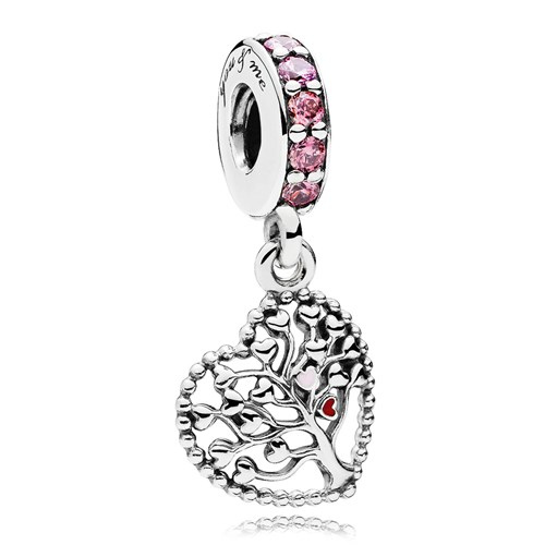 PANDORA Tree of Love Dangle Charm