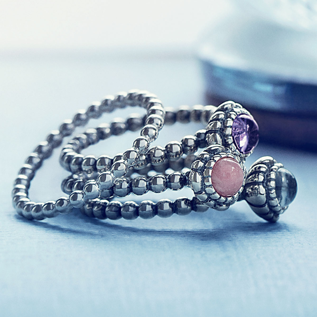54ba7c067 ... where to buy pandora aquamarine march birthday bloom stackable ring  retired pancharmbracelets a282f e193f ...