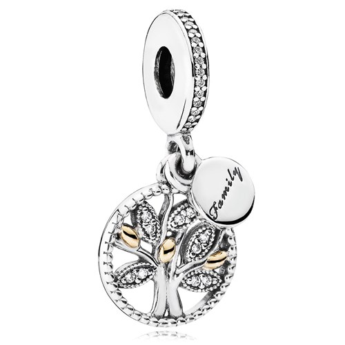 PANDORA Family Heritage Dangle