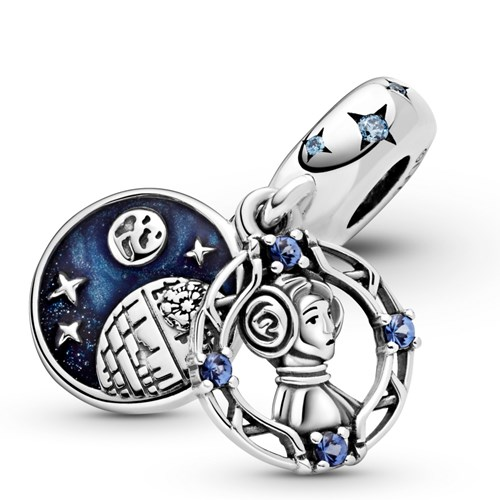 Disney x Pandora Star Wars Princess Leia Dangle