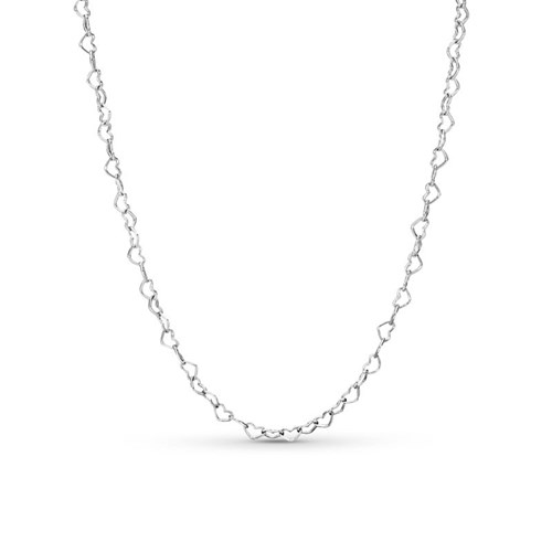 PANDORA Joined Hearts Necklace Chain 397961-60