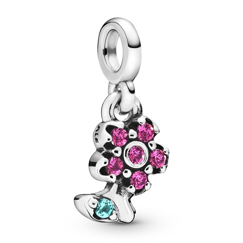 Pandora My Pretty Flower Dangle Charm 798391NCC