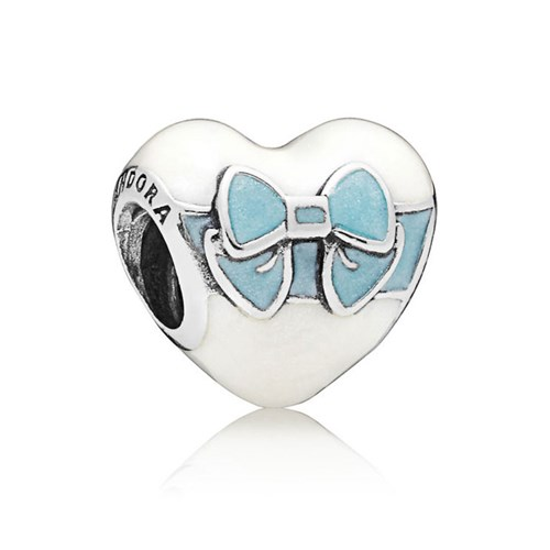 PANDORA White Day Love Charm 797784ENMX