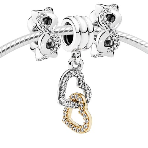 PANDORA Our Love Is Infinite Gift Set 3682