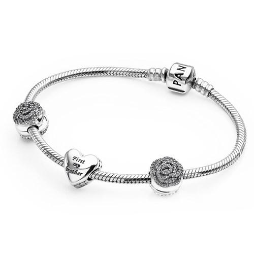 989e7b344 PANDORA Bouquet of Love Bracelet Gift Set - Pancharmbracelets.com