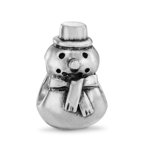 3b27b0208 PANDORA Snowman Charm RETIRED-ONLY 1 LEFT! - Pancharmbracelets.com