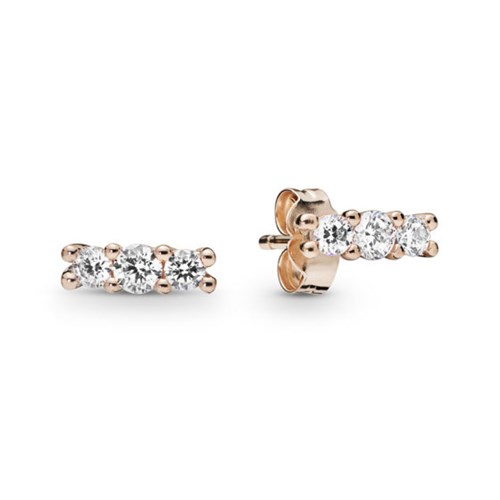 PANDORA Rose™ Sparkling Elegance Earrings 280725CZ