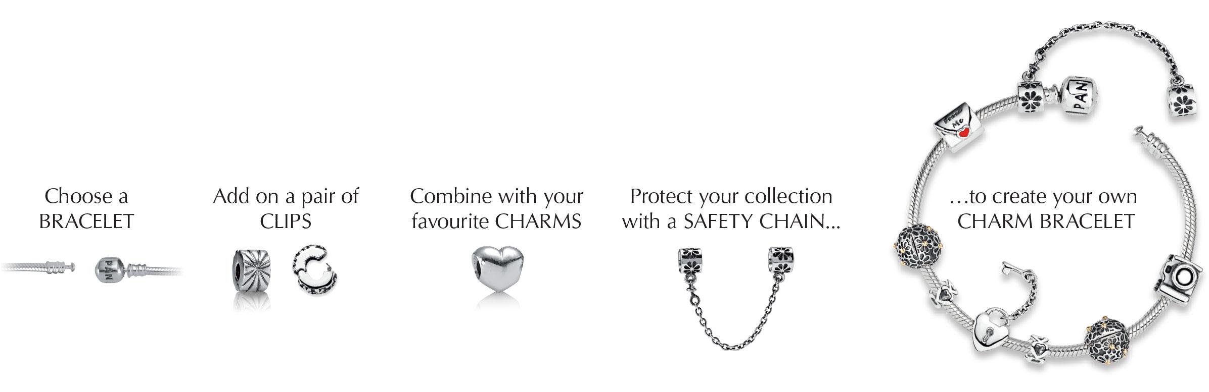 How Do I Put Charms On My Pandora Bracelet