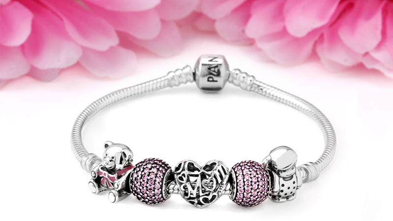 Pandora Charms Jewelry Box