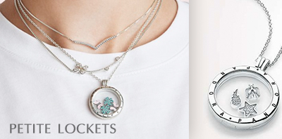 PANDORA Locket Collection