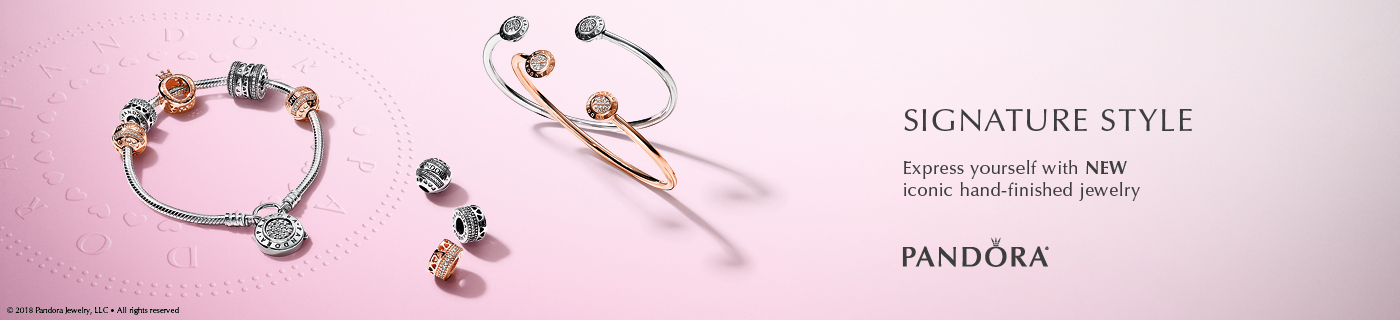 PANDORA Iconic Collection Pre-Autumn Release 2018