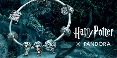 Pandora Harry Potter Collection