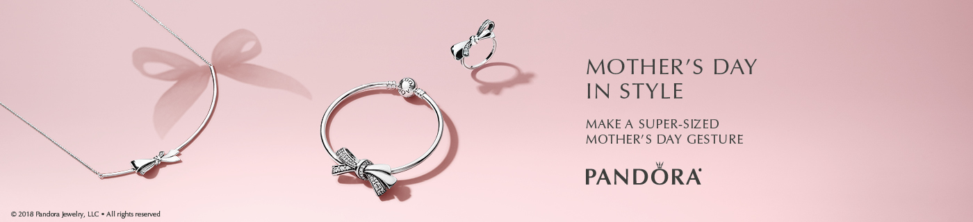 PANDORA Charms and Jewelry for Mom