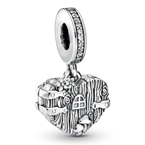 Pandora Home Sweet Heart Dangle Charm 798284CZ