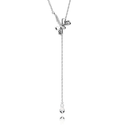 6ff259d58 PANDORA Dreamy Dragonfly Necklace - Mypanjewelry.com