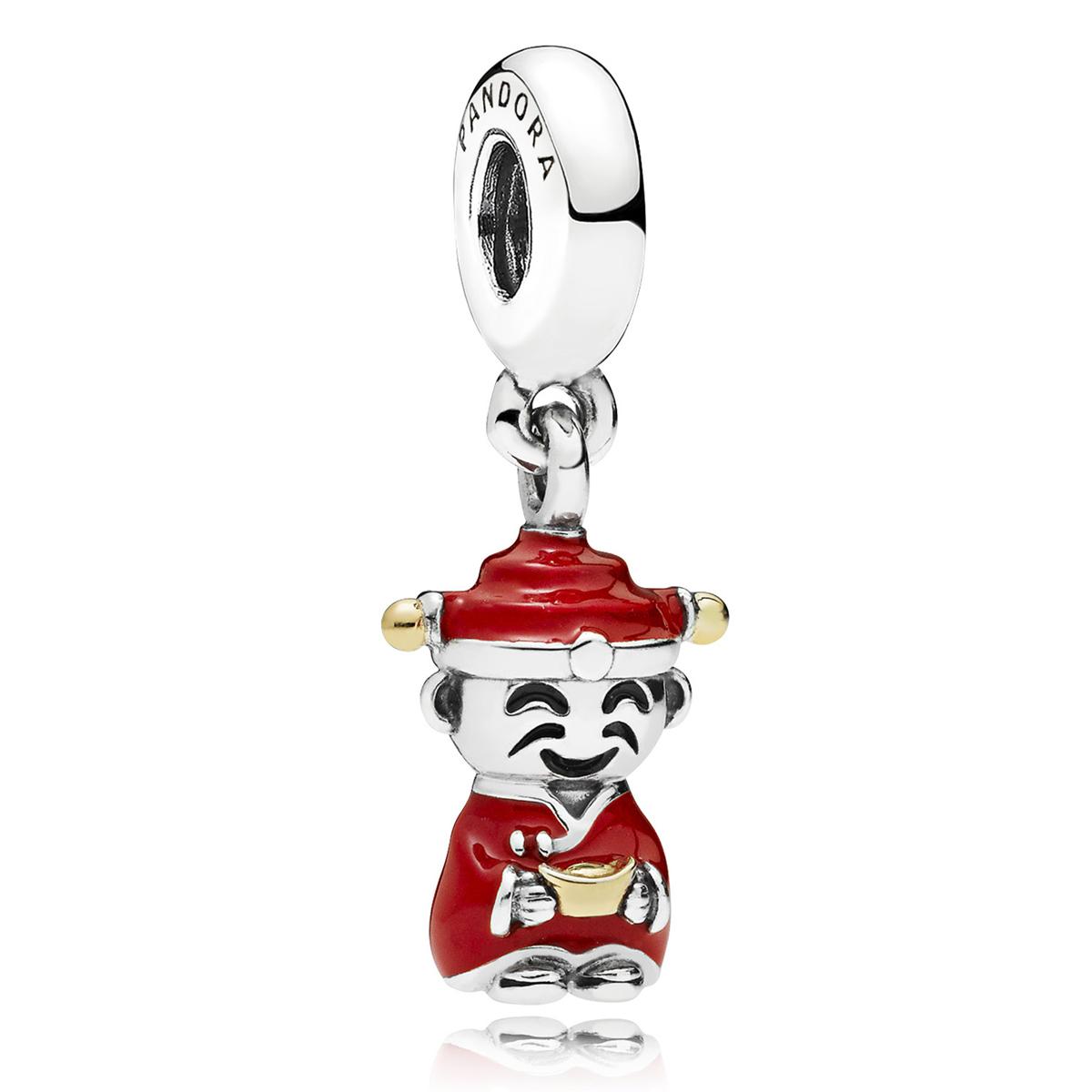0ab68b603 PANDORA Good Fortune Koi Dangle Charm - Mypanjewelry.com