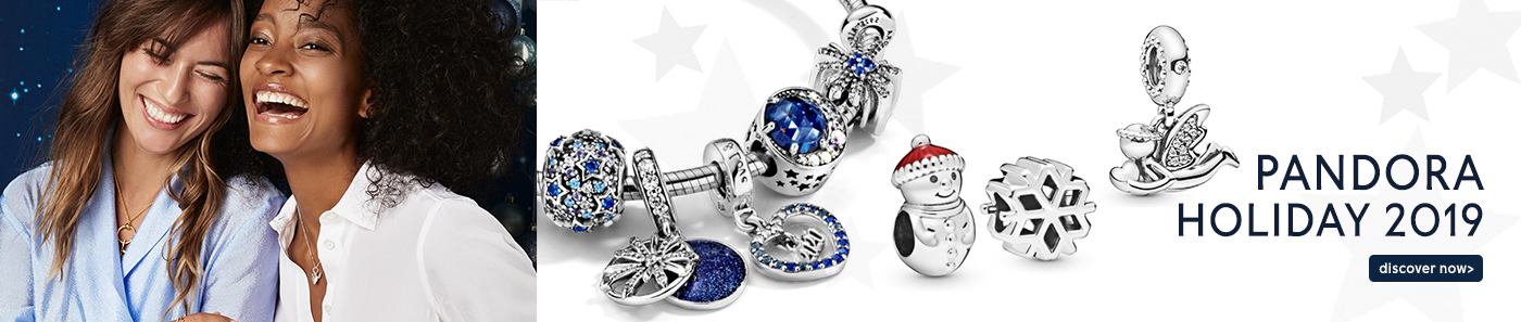Pandora Holiday Collection