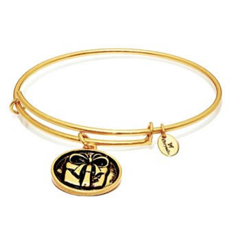 Present Bangle - Chrysalis Noel Collection RETIRED ONLY 1 LEFT!