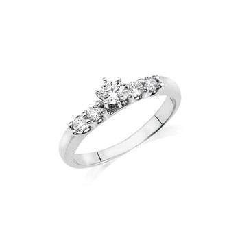 345474-Camelot Bridal Savannah Diamond Ring