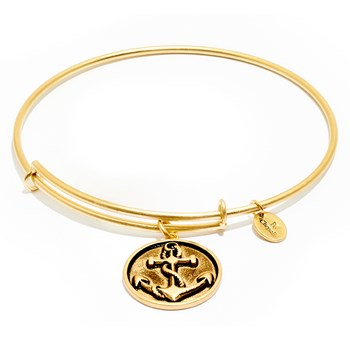 Anchor Bangle - Chrysalis Oceania Collection