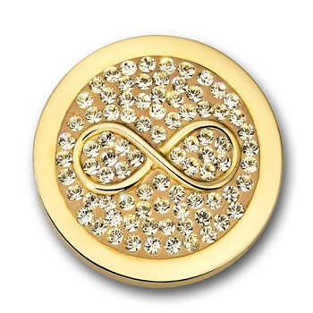 Mi Moneda Infinito Caramel Small Disc ONLY 1 LEFT!