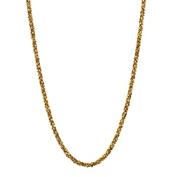 Mi Moneda Destello Gold-Plated Necklace ONLY 2 LEFT!
