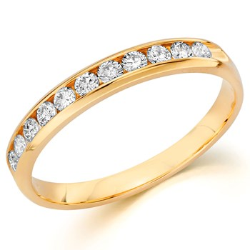 345698-Camelot Bridal Jubilee Diamond Anniversary Ring