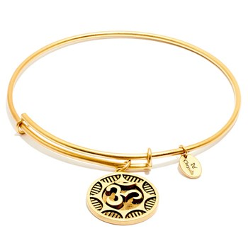 Ohm Bangle - Chrysalis Talisman Collection